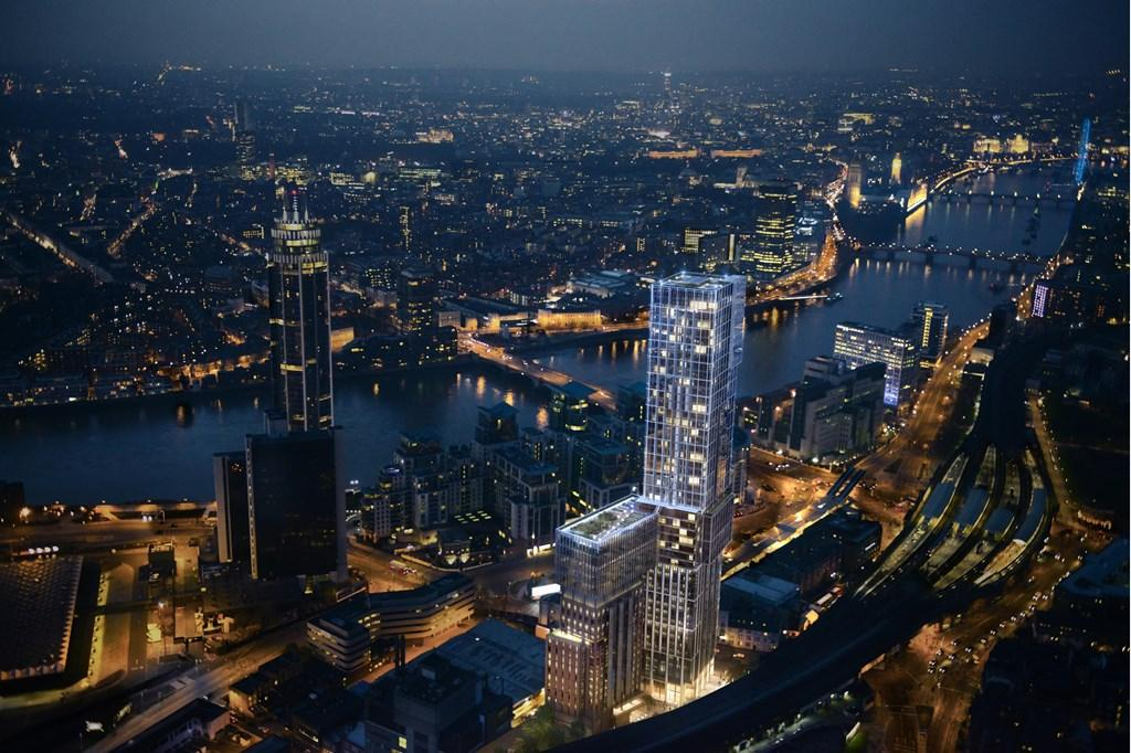Aykon London One, Bondway, Nine Elms, SW8 1SF