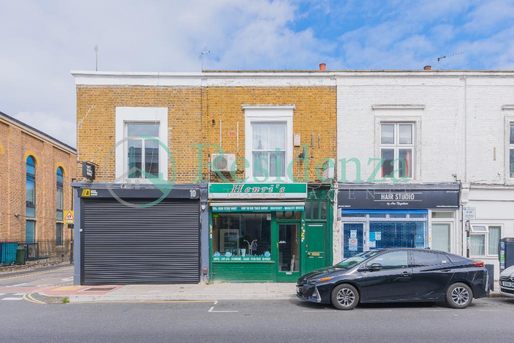 Claylands Road, Oval, London, SW8 1NY